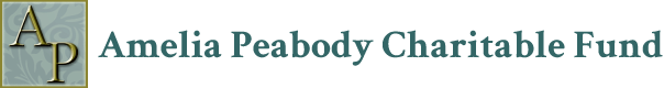 Amelia Peabody Charitable Fund