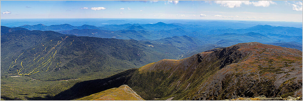 TUCKERMAN'S RAVINE - MOUNT WASHINGTON
