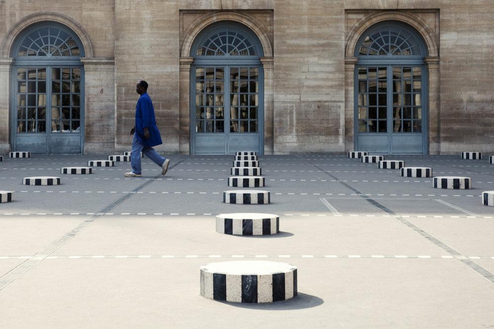 Time / Paris