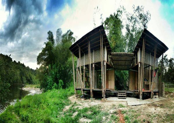 The Tagal Hut project