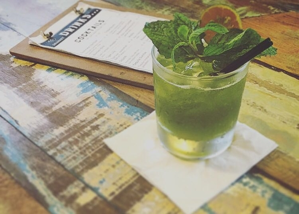 Puteri Santubong -  One of our favourite signature cocktails; made with Midori melon liqueur, a hint of mint and of course tuak. The refreshing flavours makes it a perfect prelude cocktail.