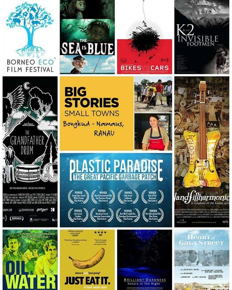 2016 Borneo Eco Film Festival
