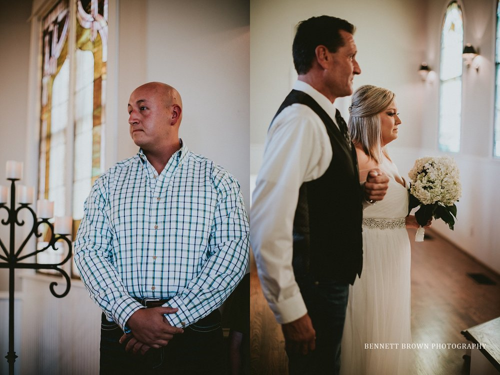 Wedding Photography groom Frisco Texas Bennett Brown Photography