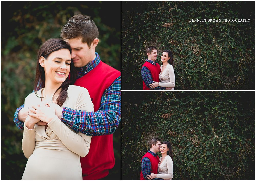 Bennett Brown Photography engagement session wedding photography bride groom