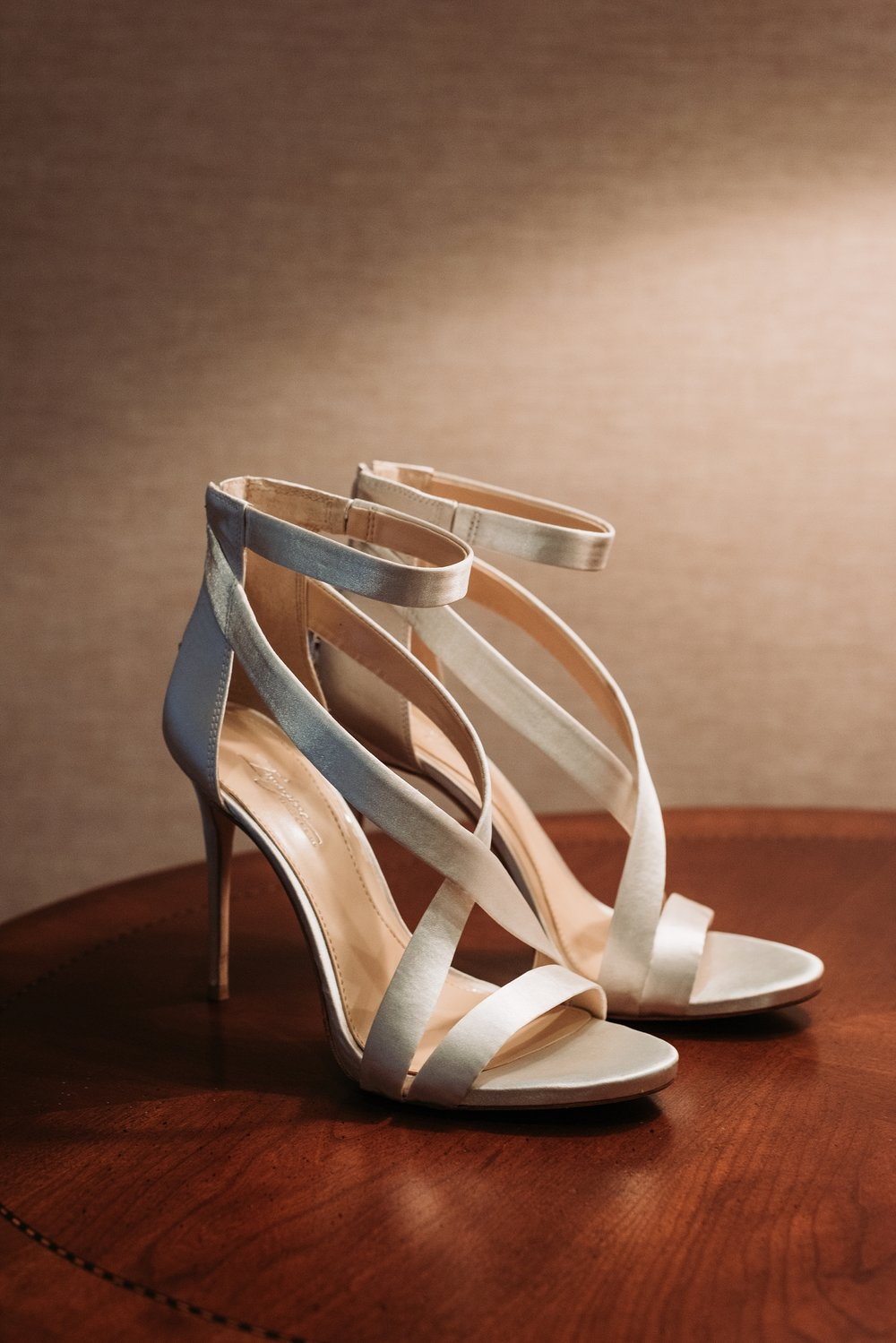 Wedding details shoes heels bride bridal inspiration