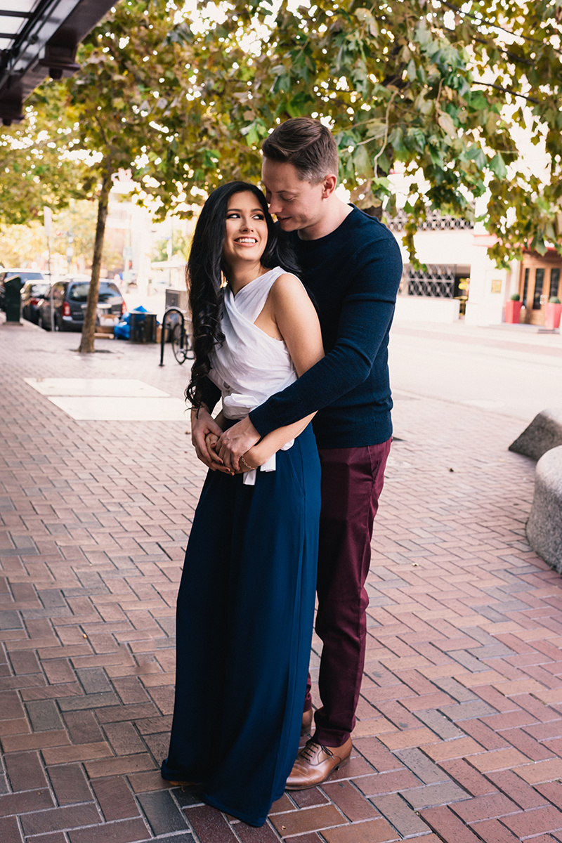 Bennett Brown Photography Houston Texas Engagement shoot
