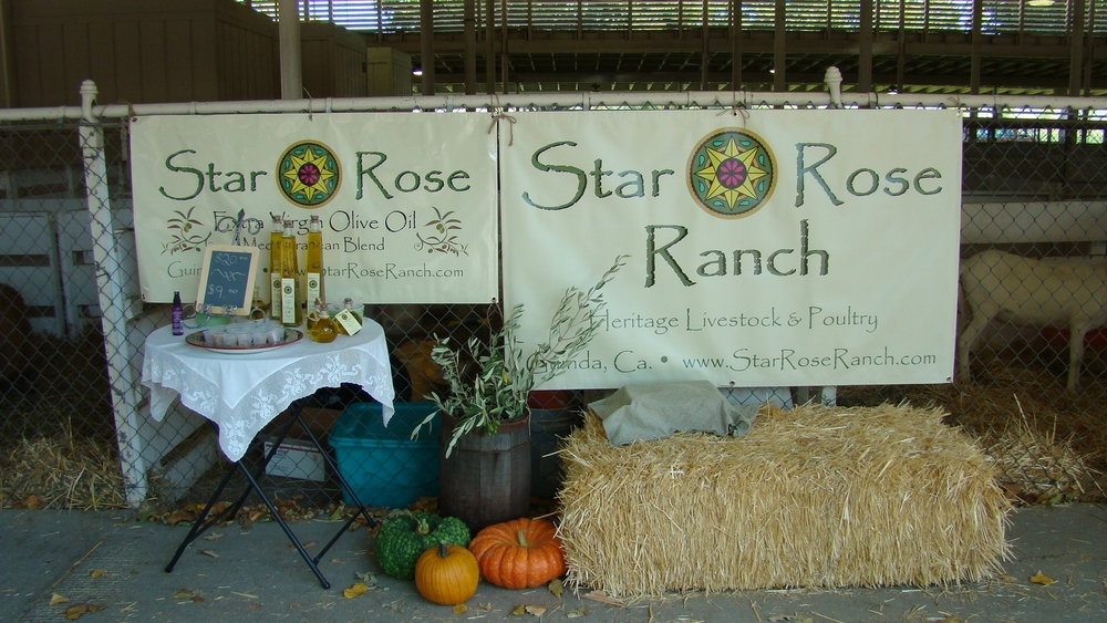 Ranch exhibit