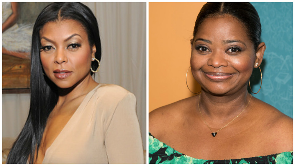 Taraji P. Henson and Octavia Spencer. Photo Courtesy of Getty Images