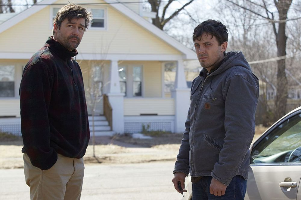 Left: Affleck; Photo Courtesy Of Roadside Attractions