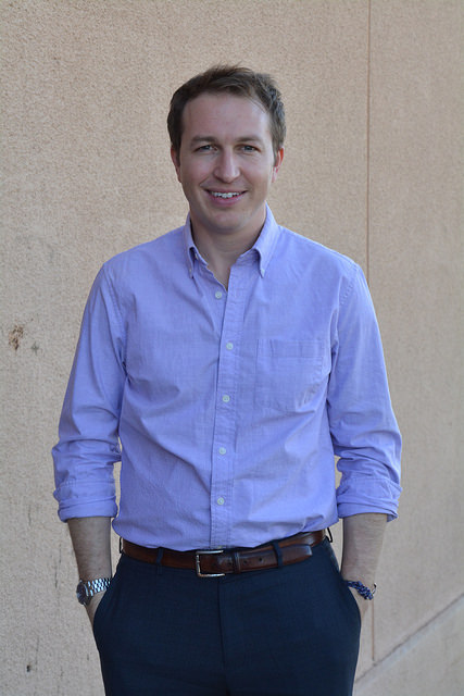 Nick Melvoin, newly elected LAUSD Board District 4 Representative. ( source )