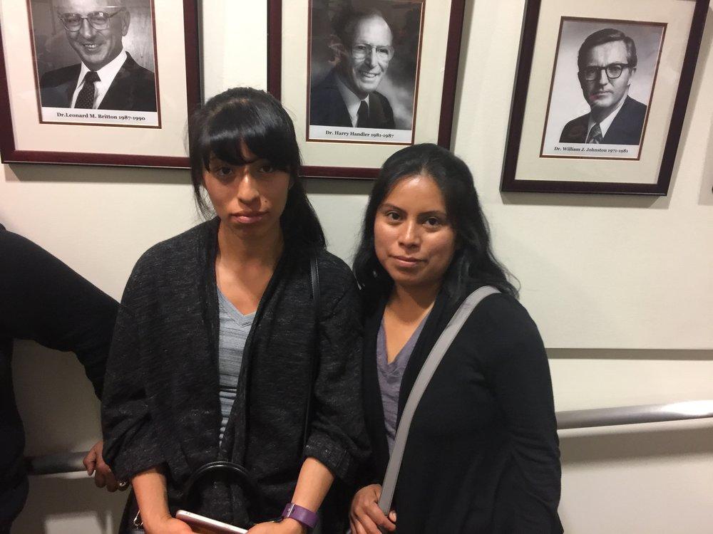 Los padres de la escuela Carthay testifican sobre el maltrato por parte de los maestros.