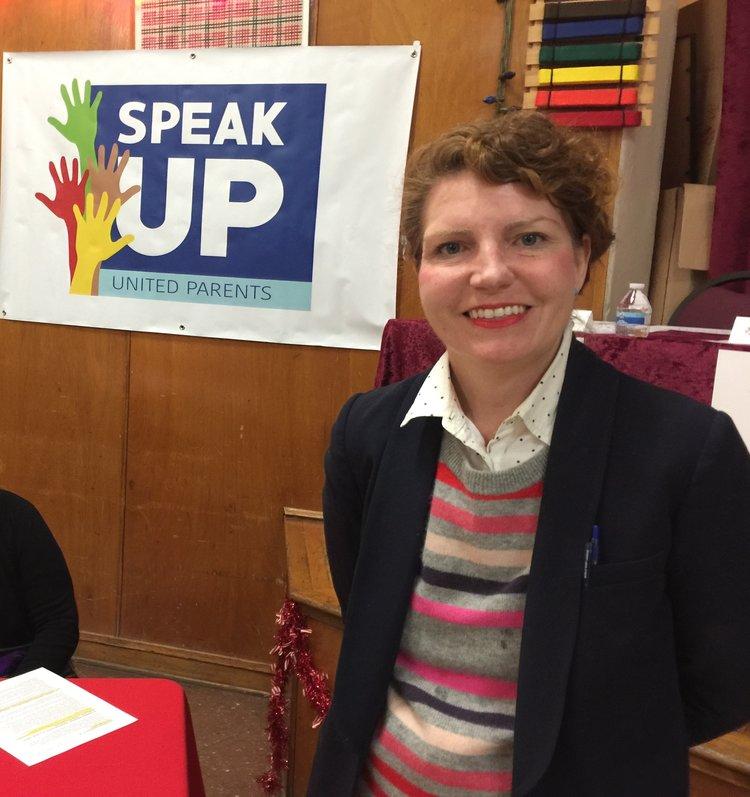 Electionwatch — Speak Up
