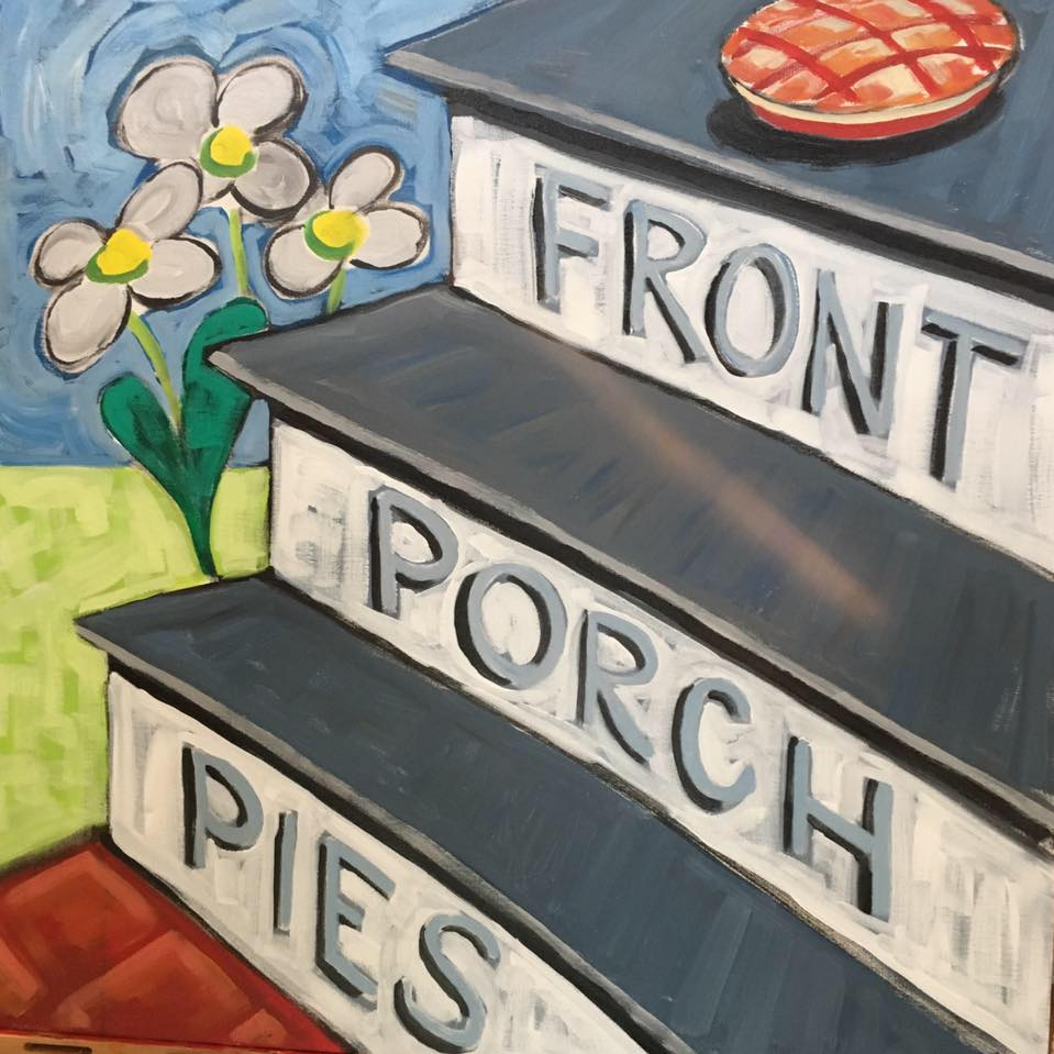 FRONT PORCH PIES