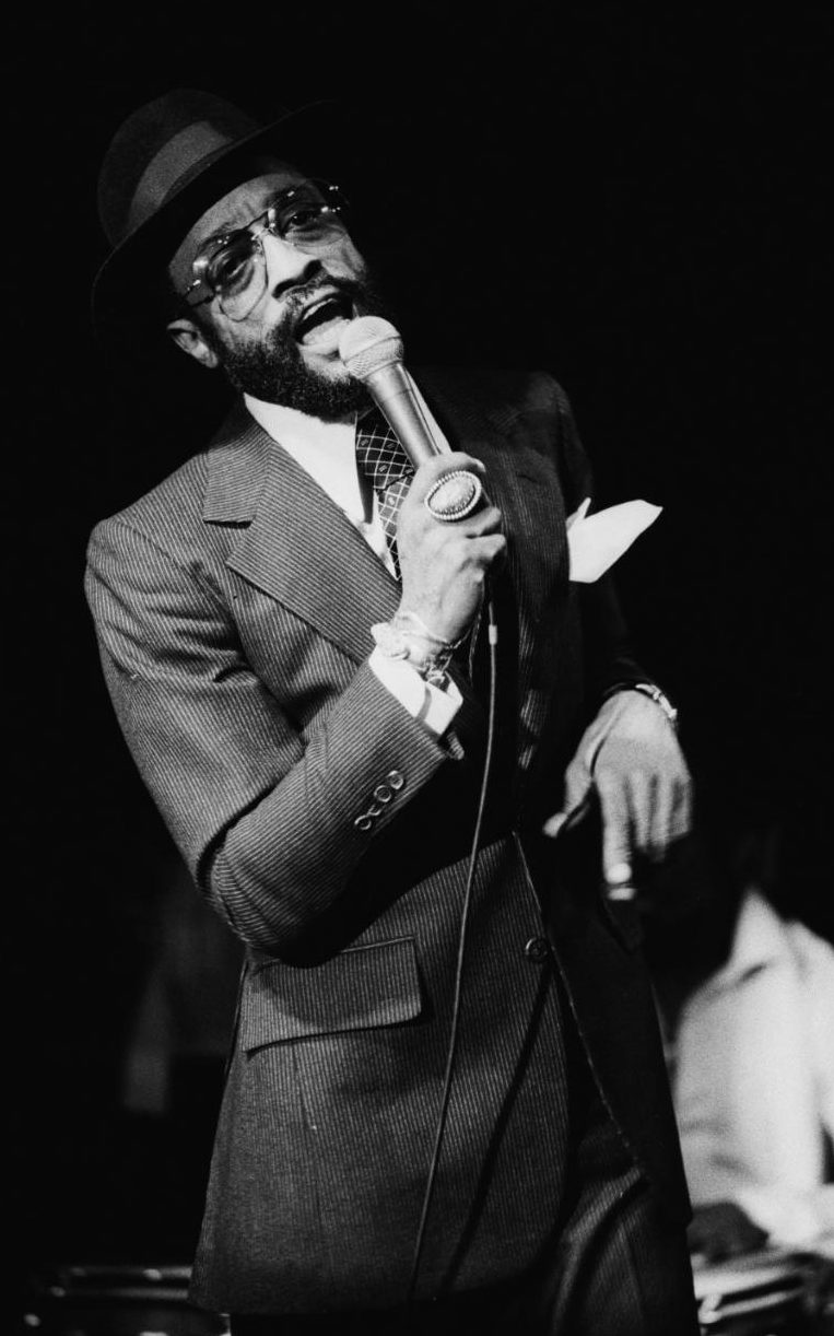 Billy Paul © Michael Putland/Hulton Archive 1977