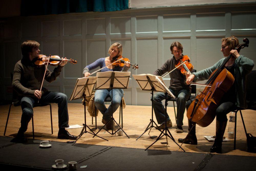 Sacconi Quartet © 2013