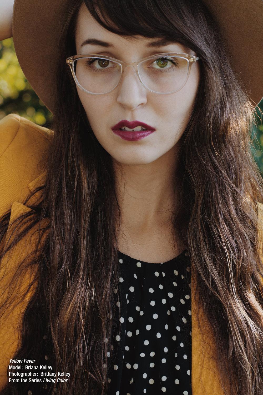 Model: Briana Kelley