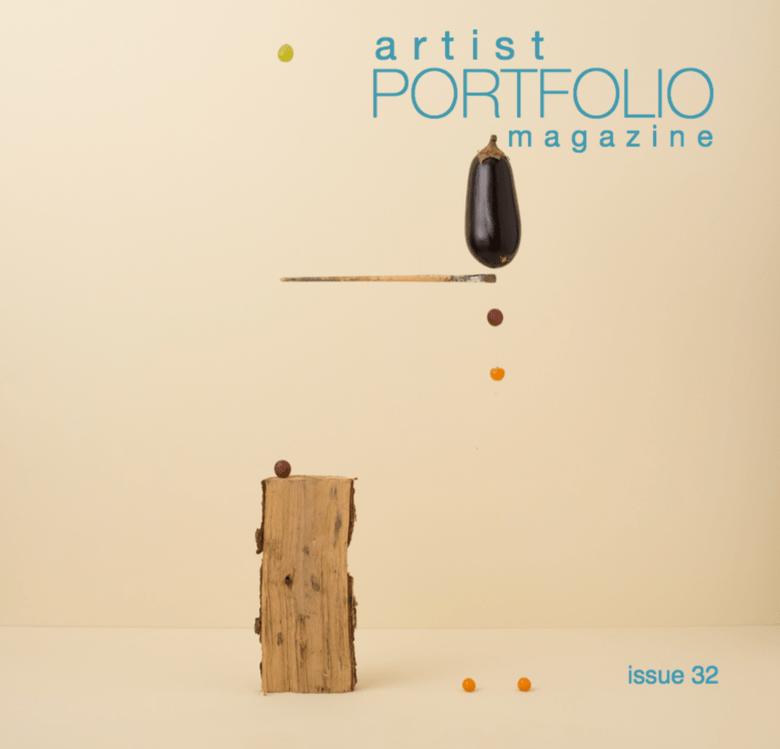 See me in issue 32 of  Artist Portfolio Magazine.