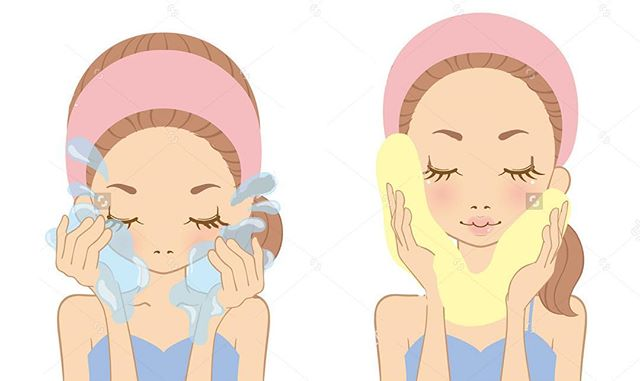 We can't stop talking about a cleanser! So which one should you choose?  First of all, don't mix up facial cleanser with a make up remover. Make up remover  consists of oil in some form to dissolve a make up. But remember, it doesn't clean you skin!  Cream cleansers are good for make up removing purposes and very sensitive, allergic skin. It has to be followed by a toner since cream cleanser usually leaves a thin layer of residue that may cause congestions and break outs.  Our favorite ones are gel or foam cleansers. They are gentle enough to use on all skin types and super effective against all impurities.  Stay tuned!✌🏻