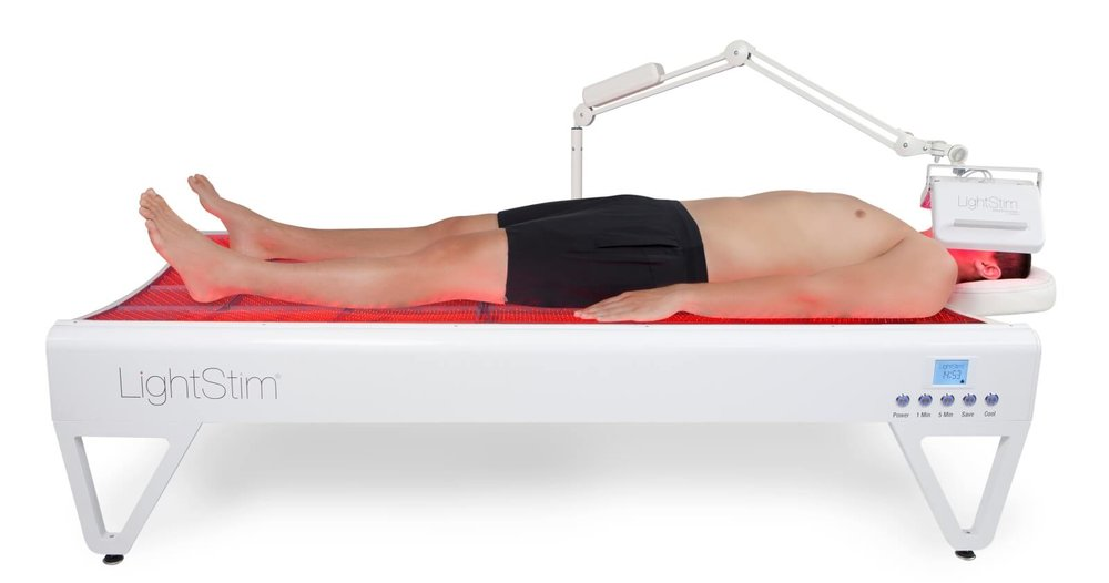 How does it work? - multiple wavelengths of light working together to increase blood circulation and reduce inflammation so your body can naturally relieve pain, speed healing, and promote total body wellness.