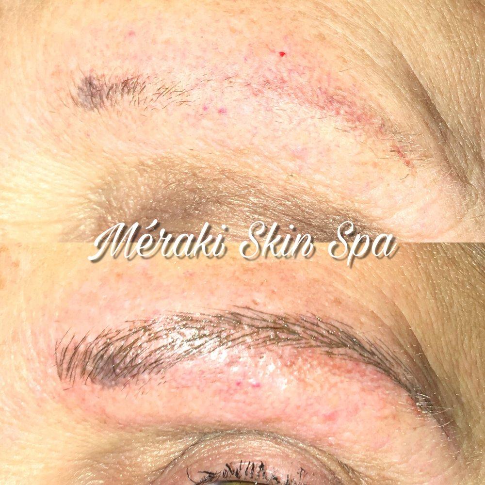 ALT TEXT Permanent Cosmetics - Permanent Eyebrows - Permanent Makeup - Microblading- meridian idaho