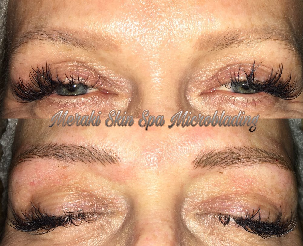 ALT TEXT Permanent Cosmetics - Permanent Eyebrows - Permanent Makeup - Microblading