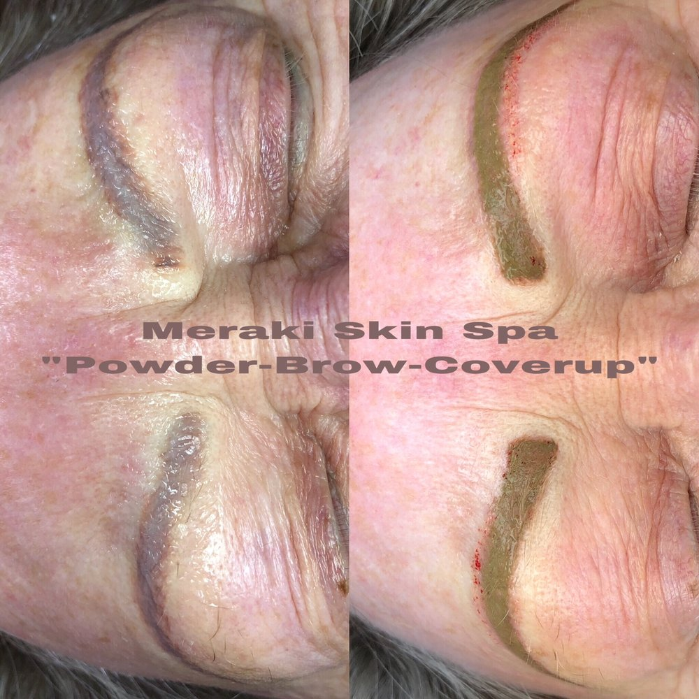 COVERUP OF OLD PERMANENT COSMETICS, BOTHCED PERMANENT COSMETICS ALT TEXT meridian idaho