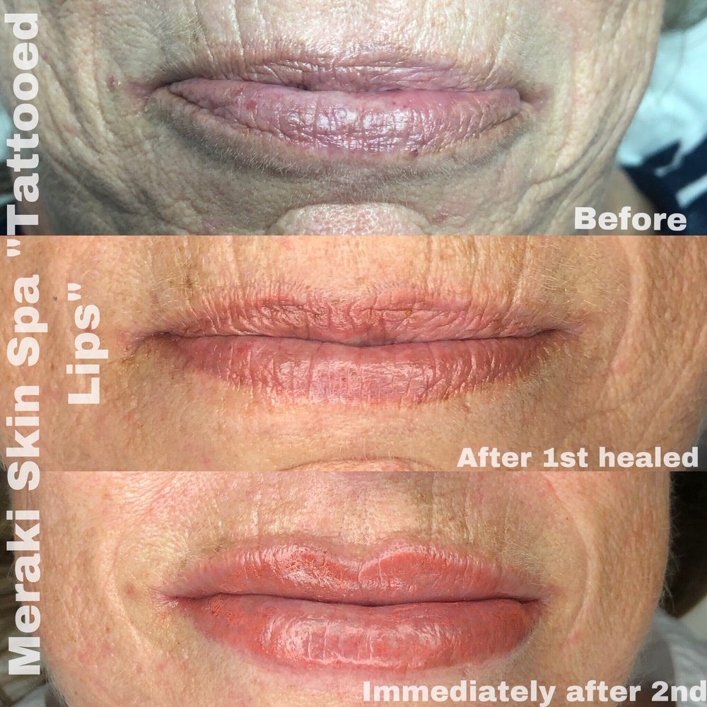 alt text permanent lip tattooing meridian Idaho permanent cosmetics