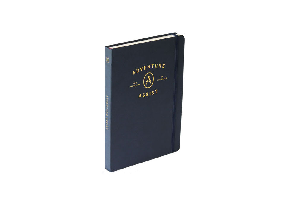 Adventure Assist Travel Notebook - For Travelers, By TravelersGet Yours Today! 34.95