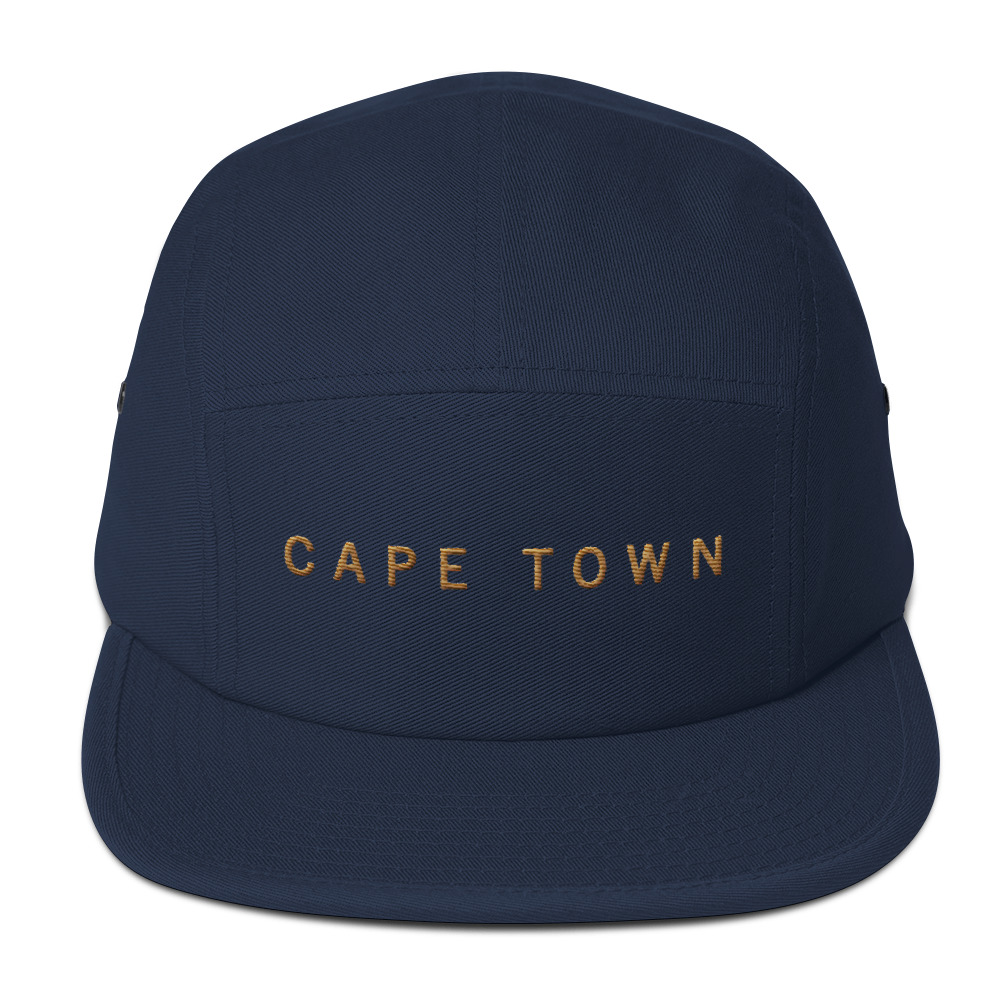 City Series 5-Panel Hat  Cape Town 3332a23fa