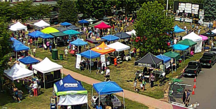 woofstock vendor booths