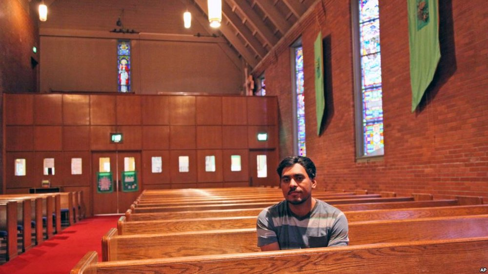 CLICK TO READ: Sanctuary Movement Helps Immigrants at Risk