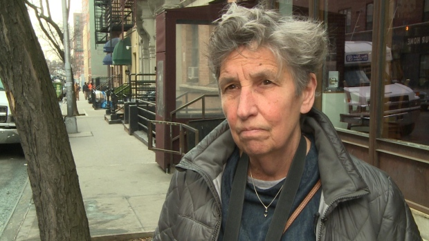 Rev. Donna Schaper of Judson Memorial Church says in the current climate, churches have to play an active role in helping illegal immigrants deal with federal authorities. (Steven D'Souza/CBC)