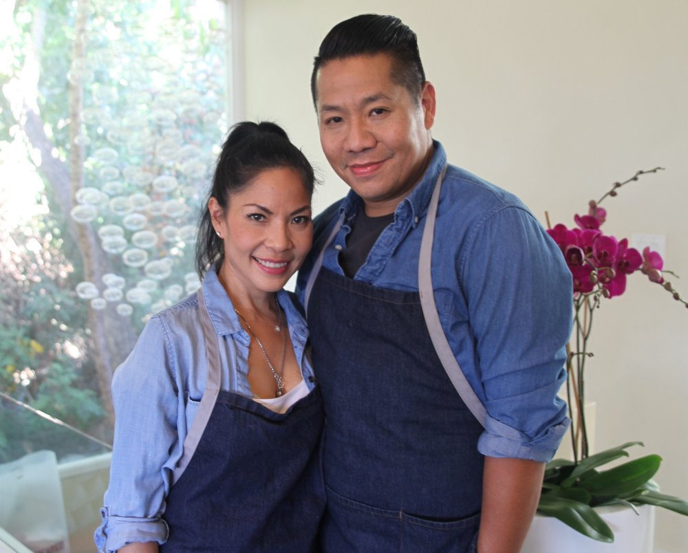 Chef Joe & Robin from ChanaMana || Inspired Thai - Chef Joe and Chef Robin are a brother and sister culinary team that have brought the beautiful and bold flavors of Bangkok along with them to Los Angeles. When they were young, they loved helping their grandmother make her from-scratch dishes in the kitchen. Today, they keep up the traditions that their beloved grandmother taught them back in Thailand by using fresh-picked herbs and ingredients. They make their own curry paste using their grandmother's incredible recipe. One of their favorite ingredients to dish up is riceberry, an exclusive specially-bred strain of super healthy rice created by the late King of Thailand himself which is both non-GMO and gluten-free. With an array of world travel experiences under their belts, this dynamic chef duo aims to dazzle and delight with their worldly culinary wisdoms melded with the freshest ingredients prepared with authentic Thai flair and homemade Thai love, like grandma used to make.