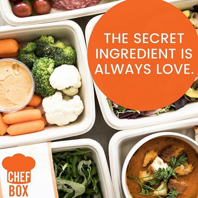 All of our Chefs have one thing in common, they all add L💗VE to their food! Taste for yourself and feel the love.