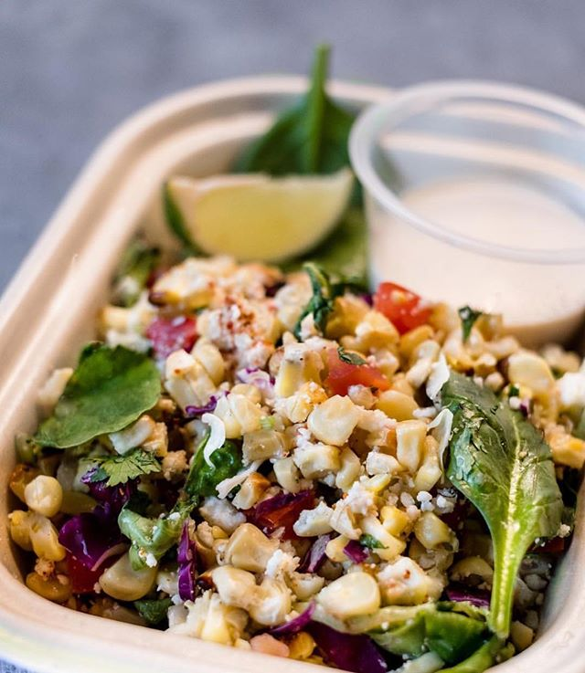 Start your week on a GOOD note... Pick up your ready-to-go 🇲🇽Elote Street Corn Salad from @chefrayvasquez 🌽🥗 . . . . . (@aunthreephotography) #eatchefbox #mealprepsunday #mealplanning #southpasadenafood #southpasadena #foodphotography #losangelesphotographer #lafoodie #lafoodjunkie #elote #elotesalad #cotija #cornsalad #pasadenafoodie #pasadena #sanmarino #lafoodscene #626foodie #sgvfoodie #latimesfood #pasadenaweekly