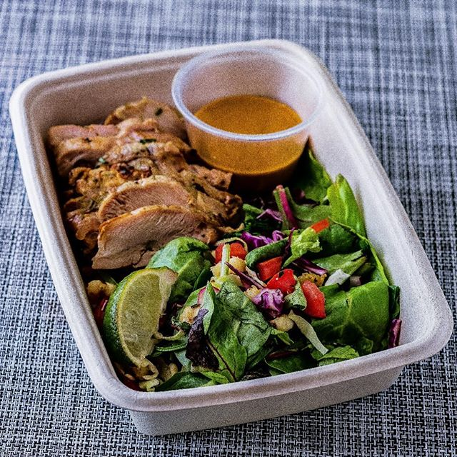 Looking to get lean before the holidays? Pick up our ready to eat hearty and healthy Chicken Salad. We are open from 11am until 9pm! . . . . . #mealpreprules #premademeals #losangeles #chef #southpasadena #chefbox #readytogo #eathealthy