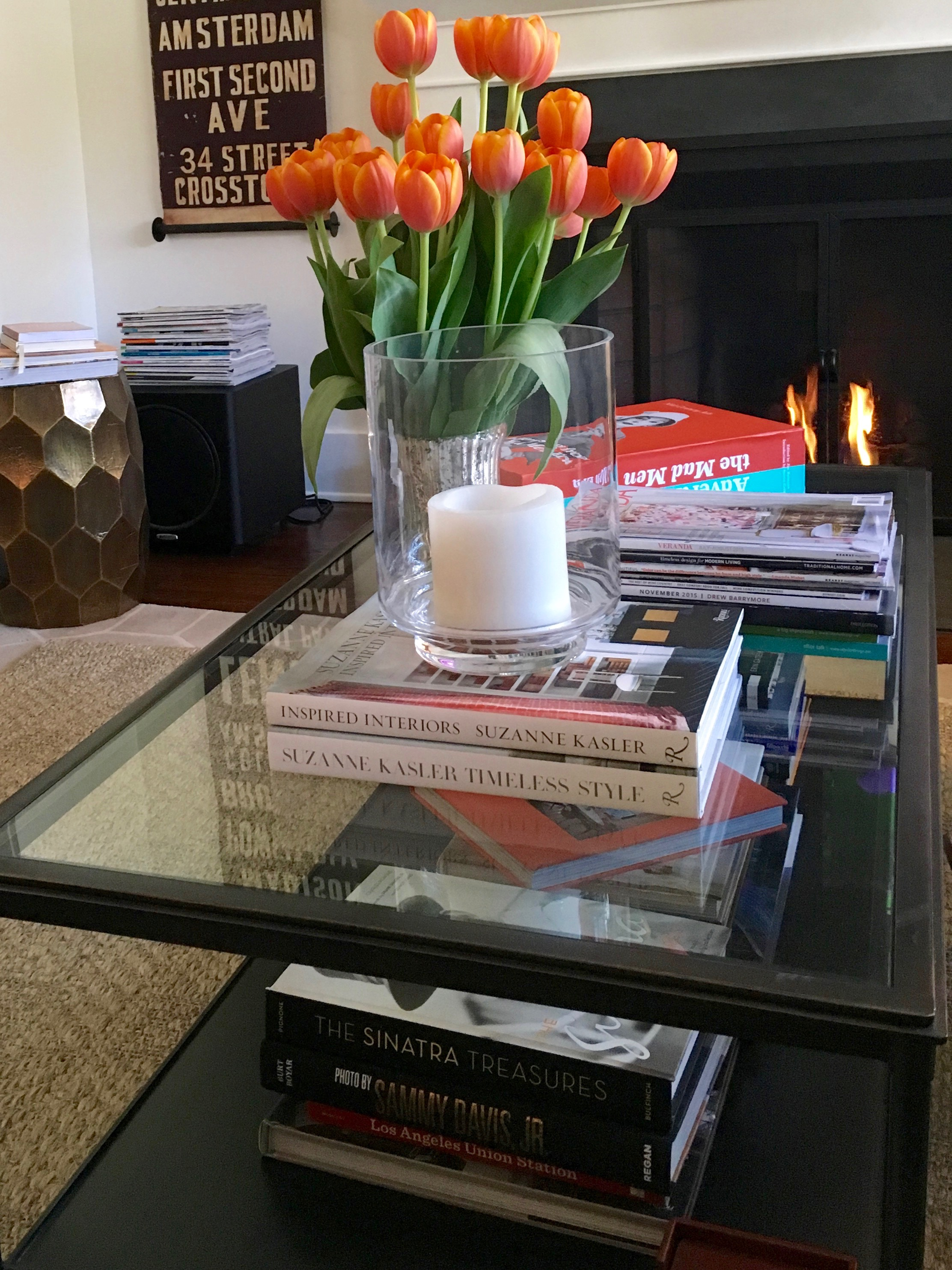Decorating with Books — SAVOR CHIC