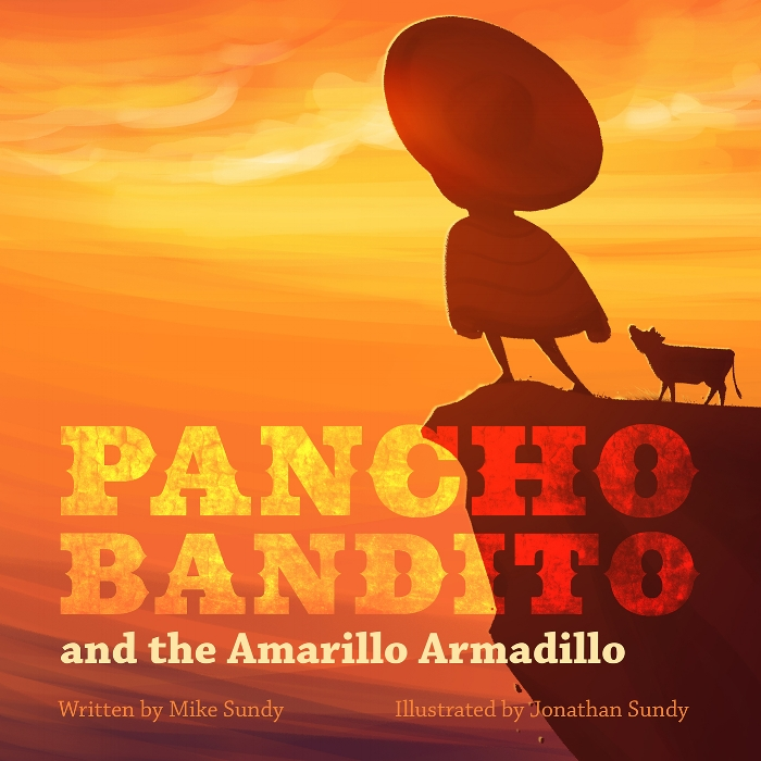 Our first book in the Pancho Bandito Series
