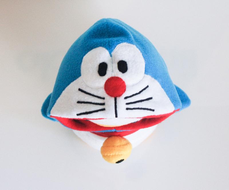 Penguin_Doraemon_Hood