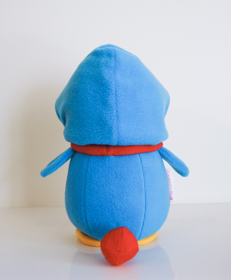 Penguin_Doraemon_back