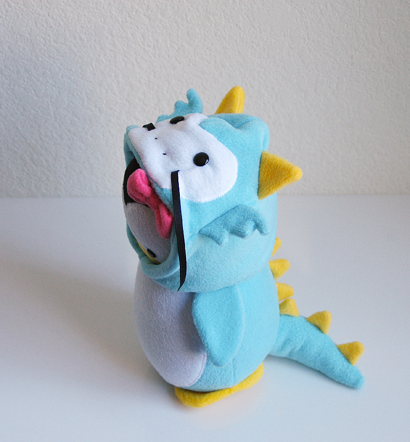 Dragon Penguin