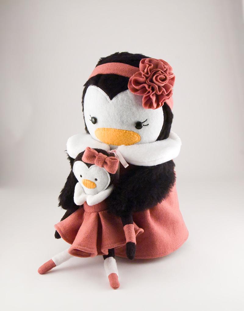Emi & Her Doll