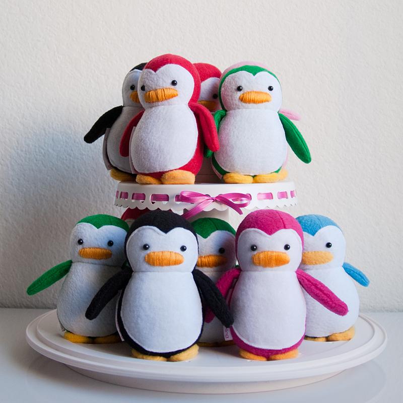 Mini Penguins 2013