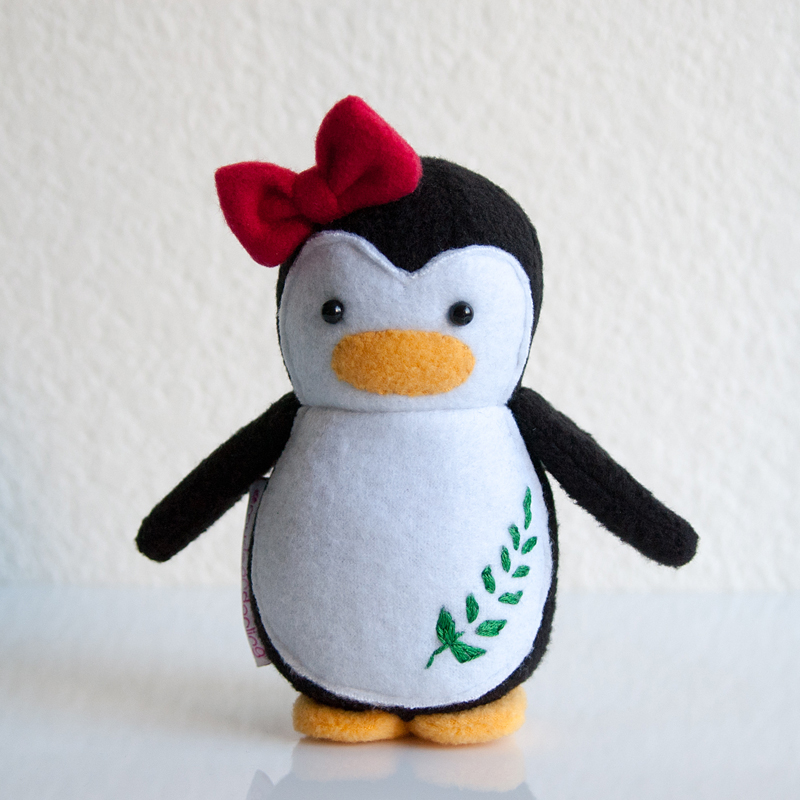 Mini Messenger Penguin