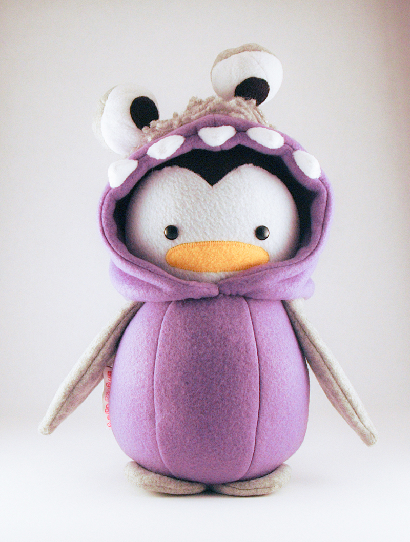 Boo Monster Penguin