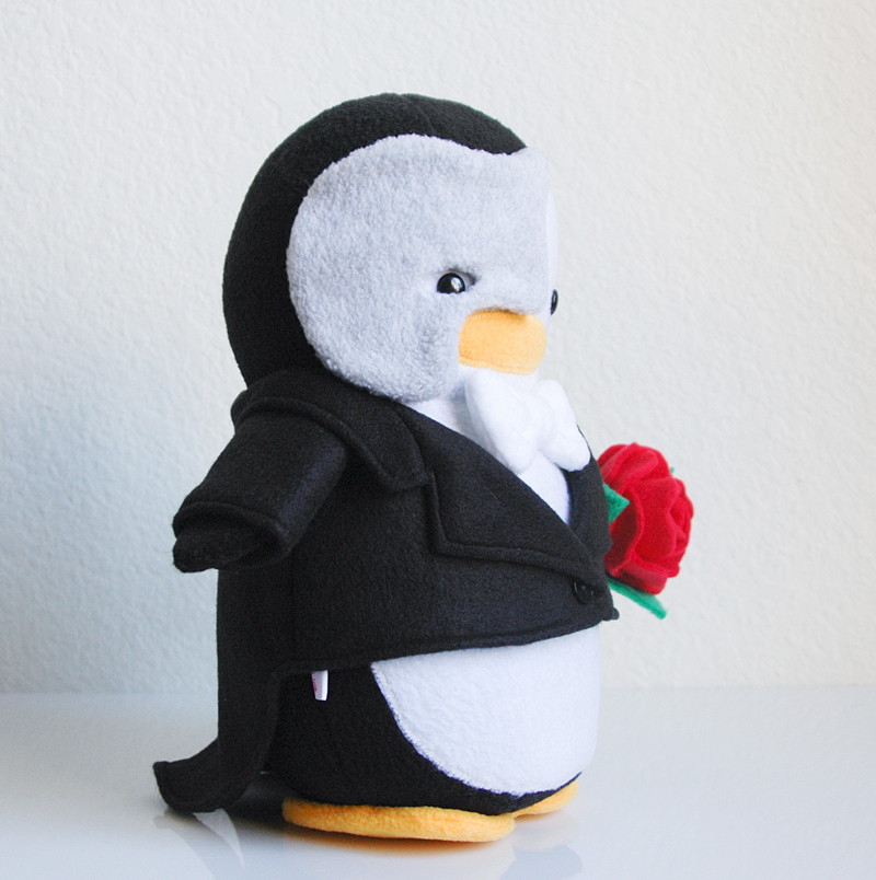 Phantom of the Opera Penguin
