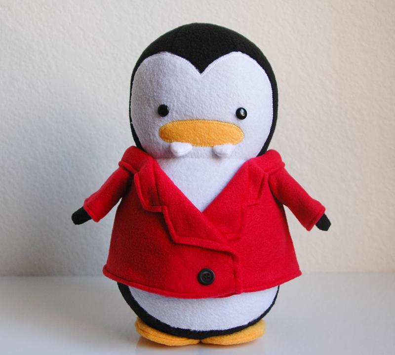 Vampire Penguin