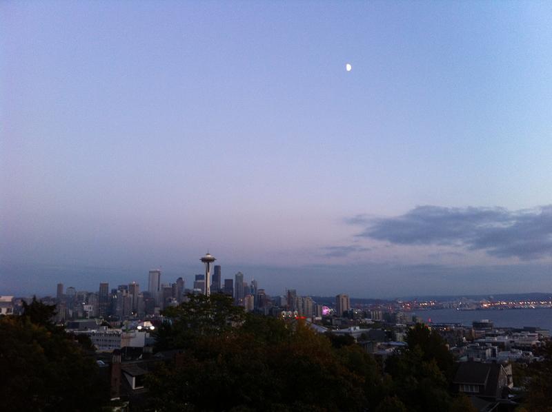 Sisters Seattle Trip
