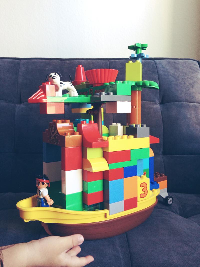 Bruce's Legos