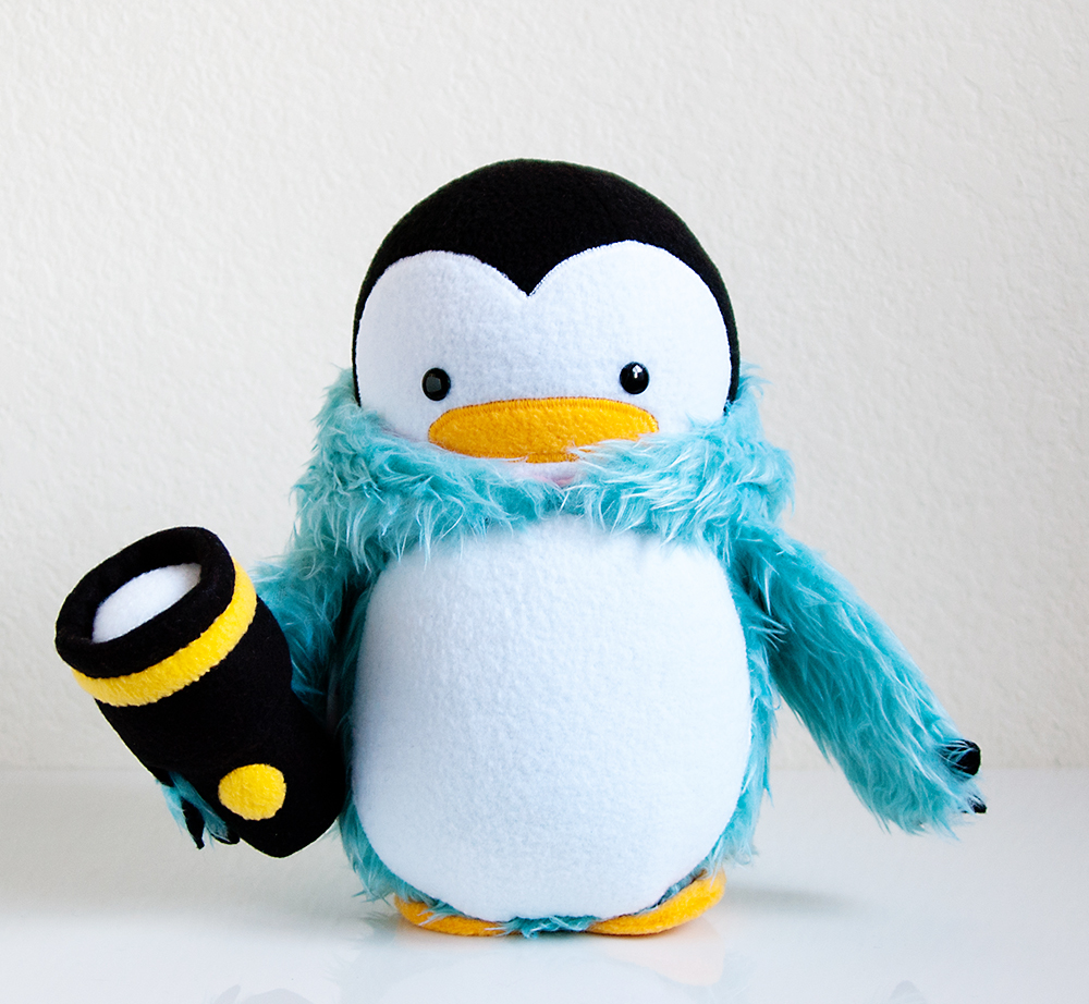 Monster Penguin